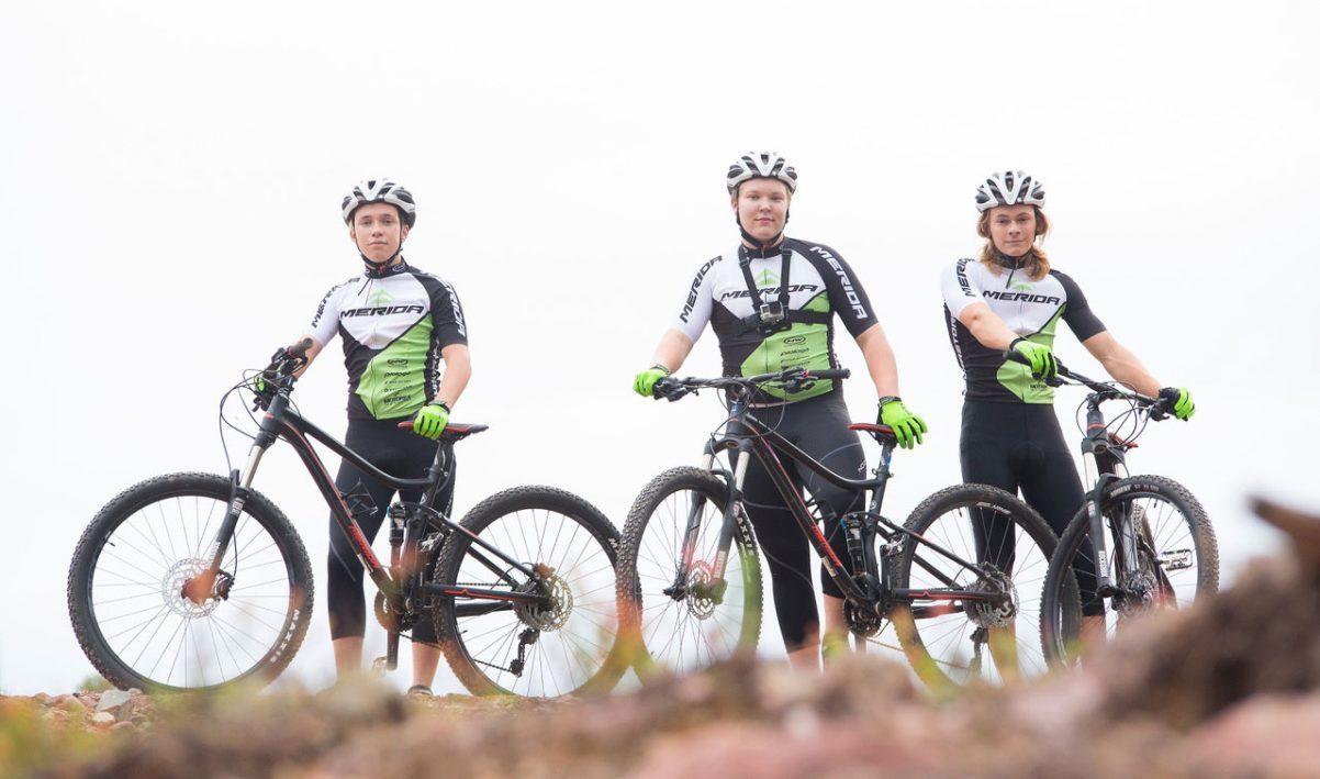 Äventyrsgymnasiets cyklar